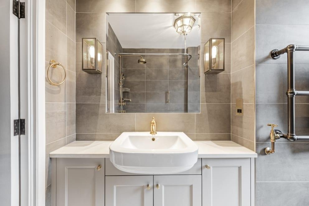 Gold Faucet Sink