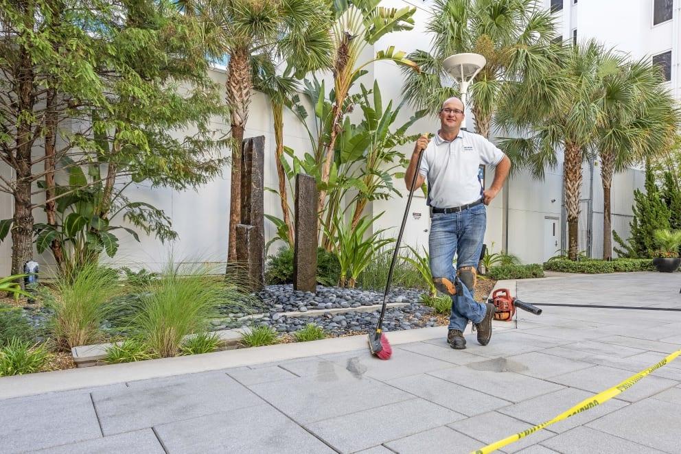 Anthony Helmuth Portrait Sarasota Memorial Hospital Helmuth Landscaping Pros