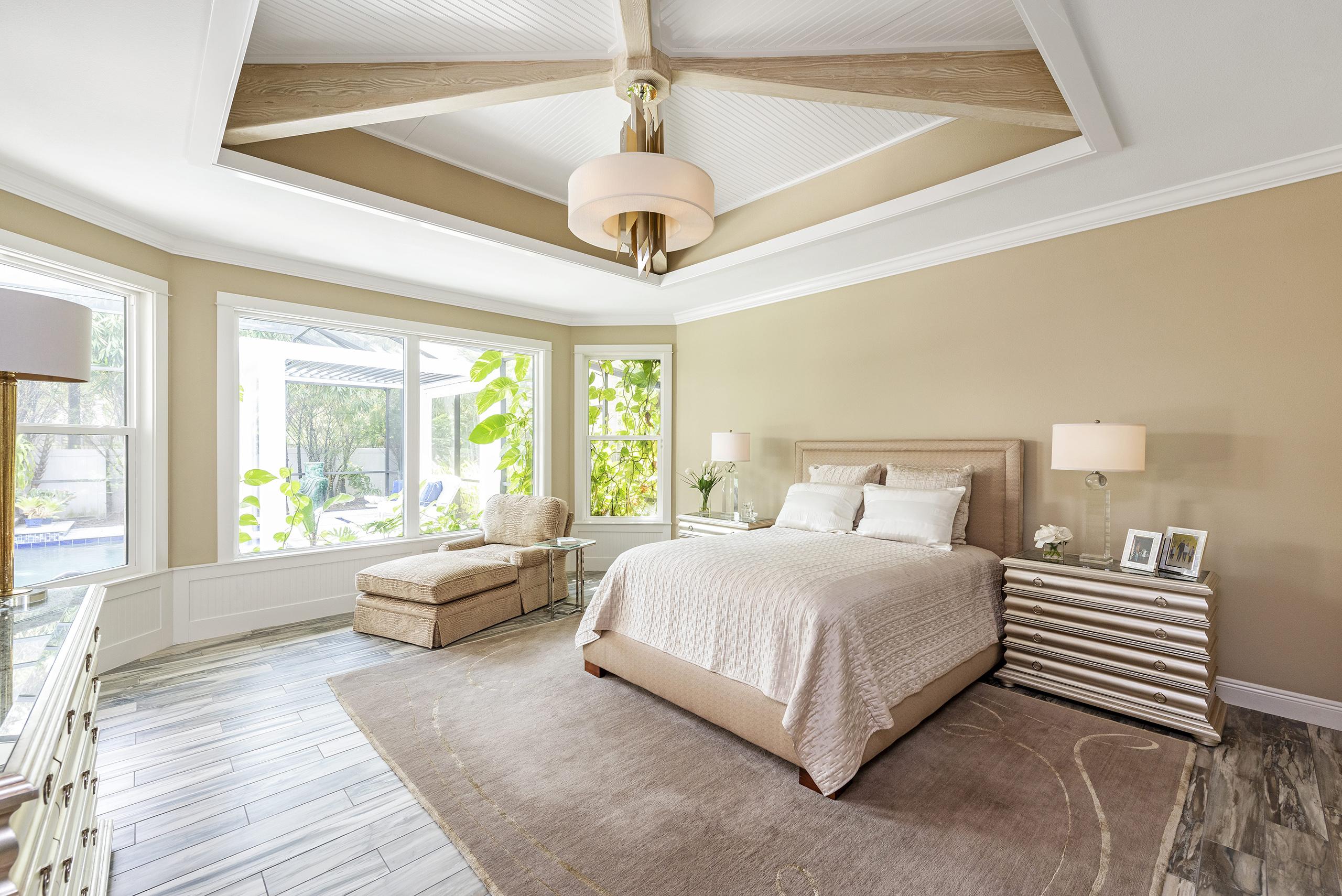 Linda Mixon Bedroom Caramel