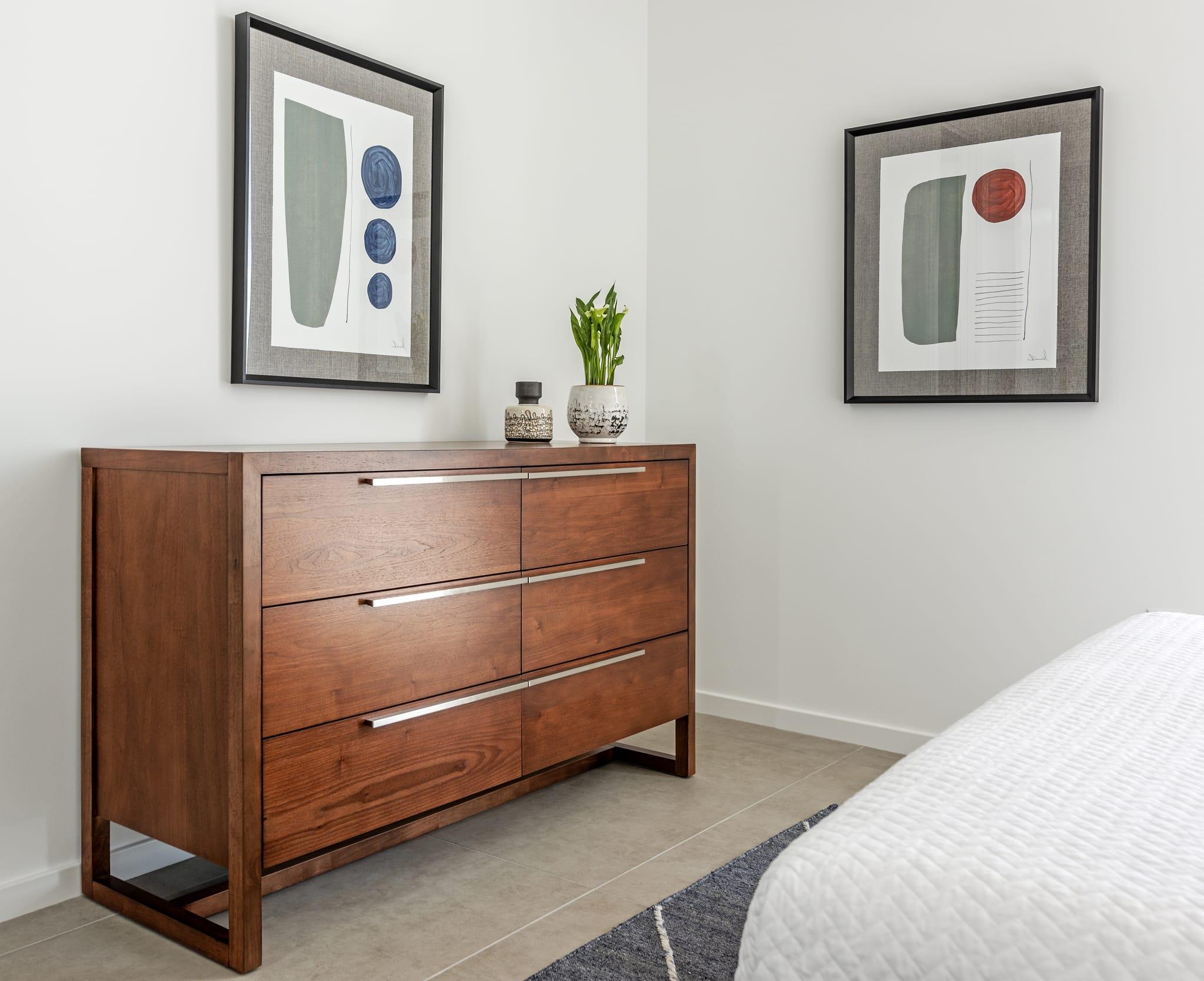 Holly Dennis Risdon Bedroom Detail