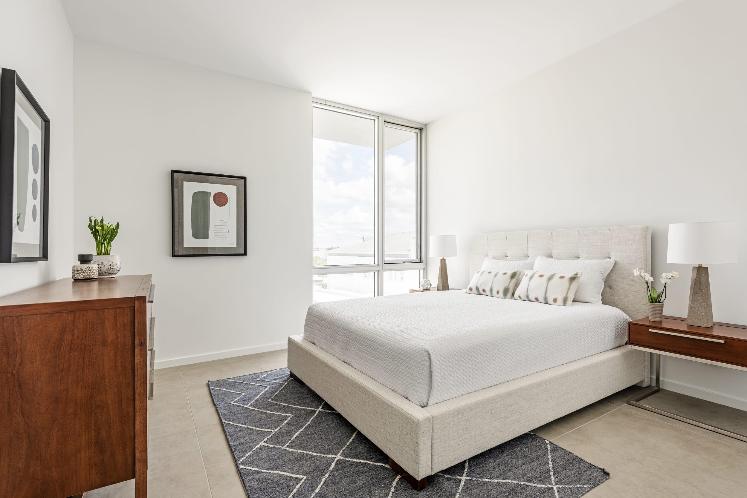 Holly Dennis Risdon Bedroom