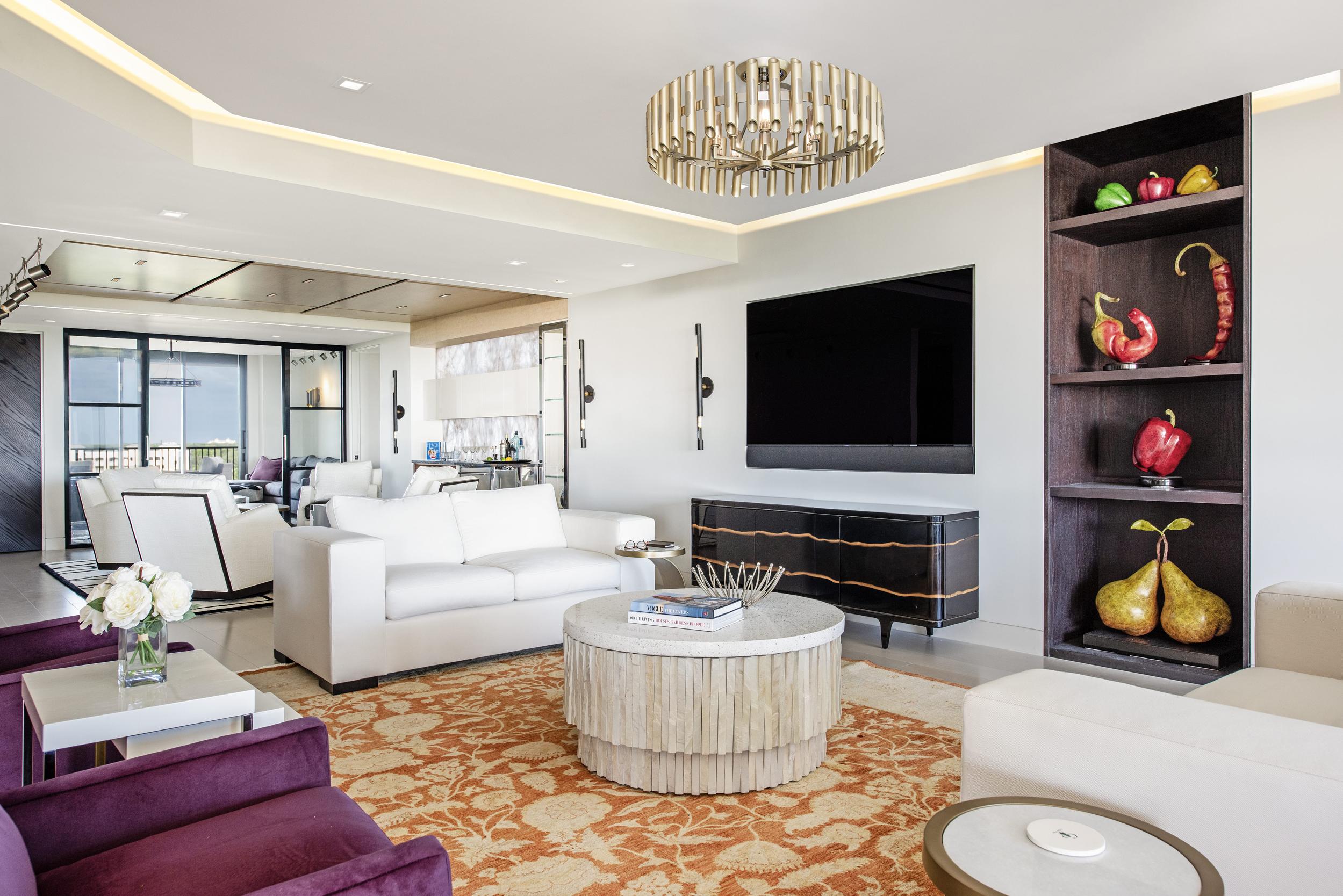 Eccentric Livingroom