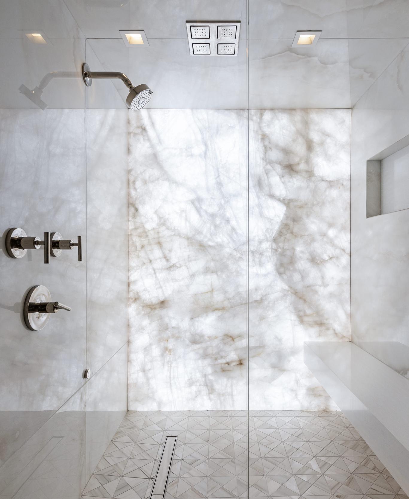 Illuminated Shower