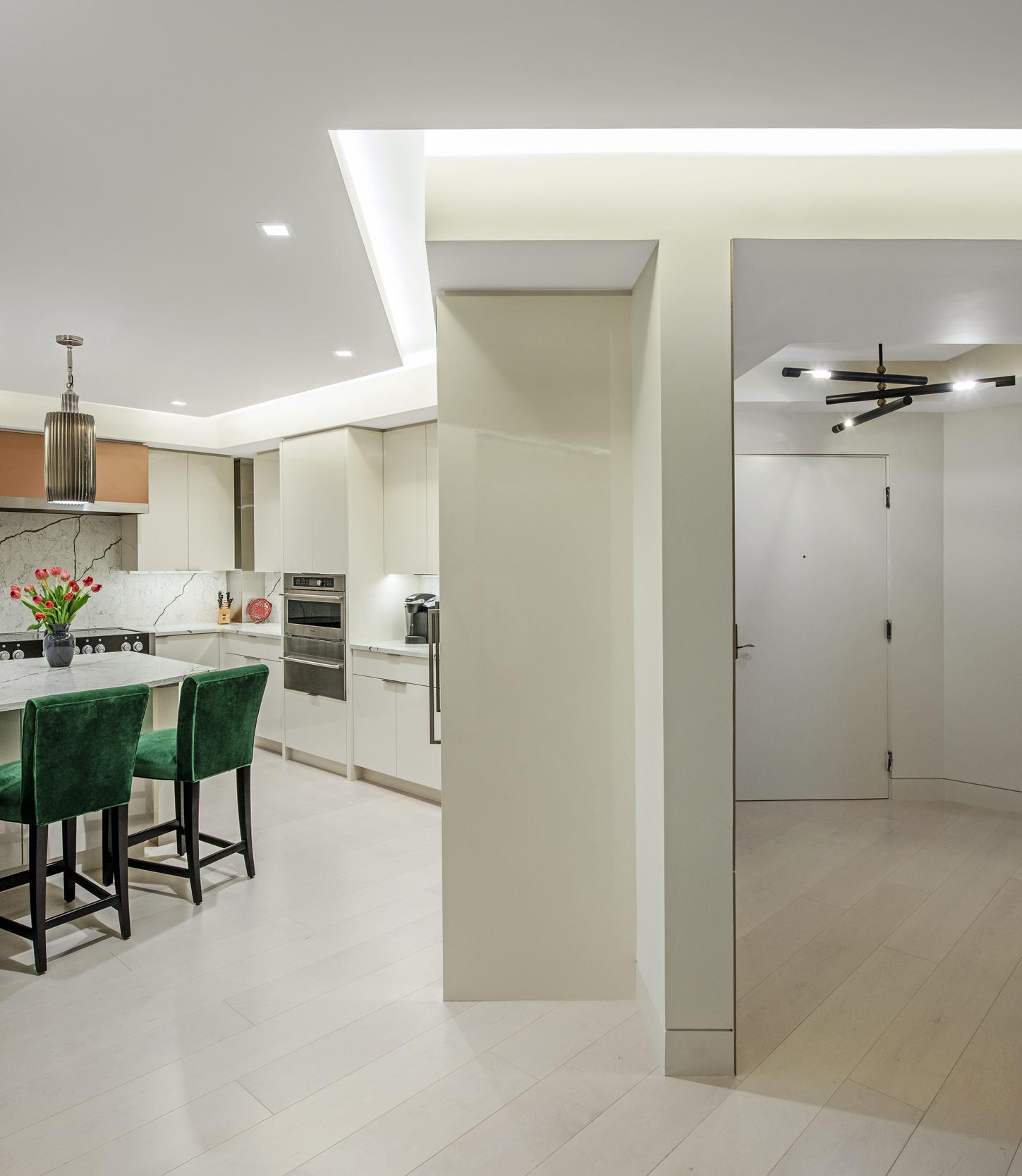 Lighting Profile Kitchen Lobby