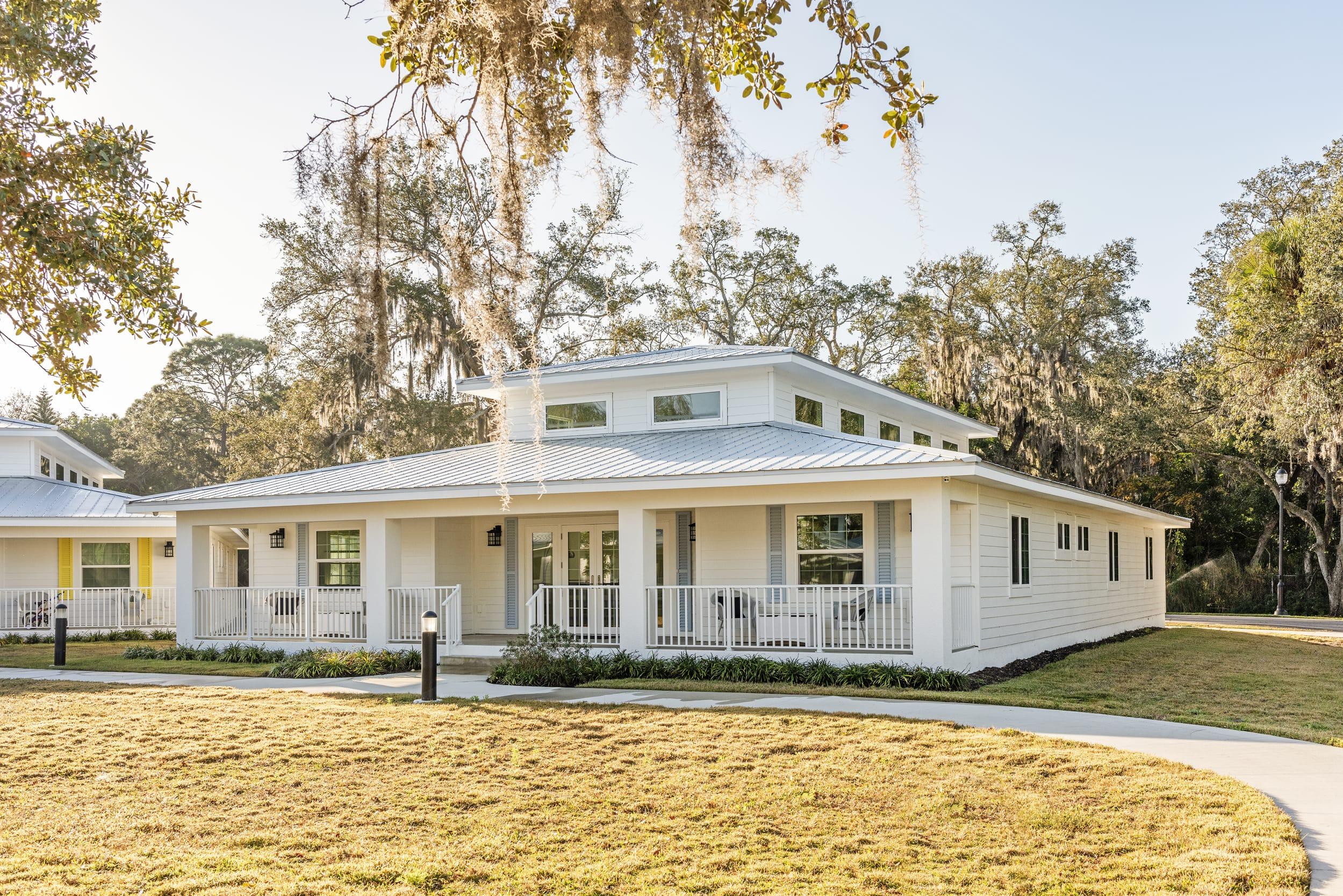 Blue Shutter Residential Home