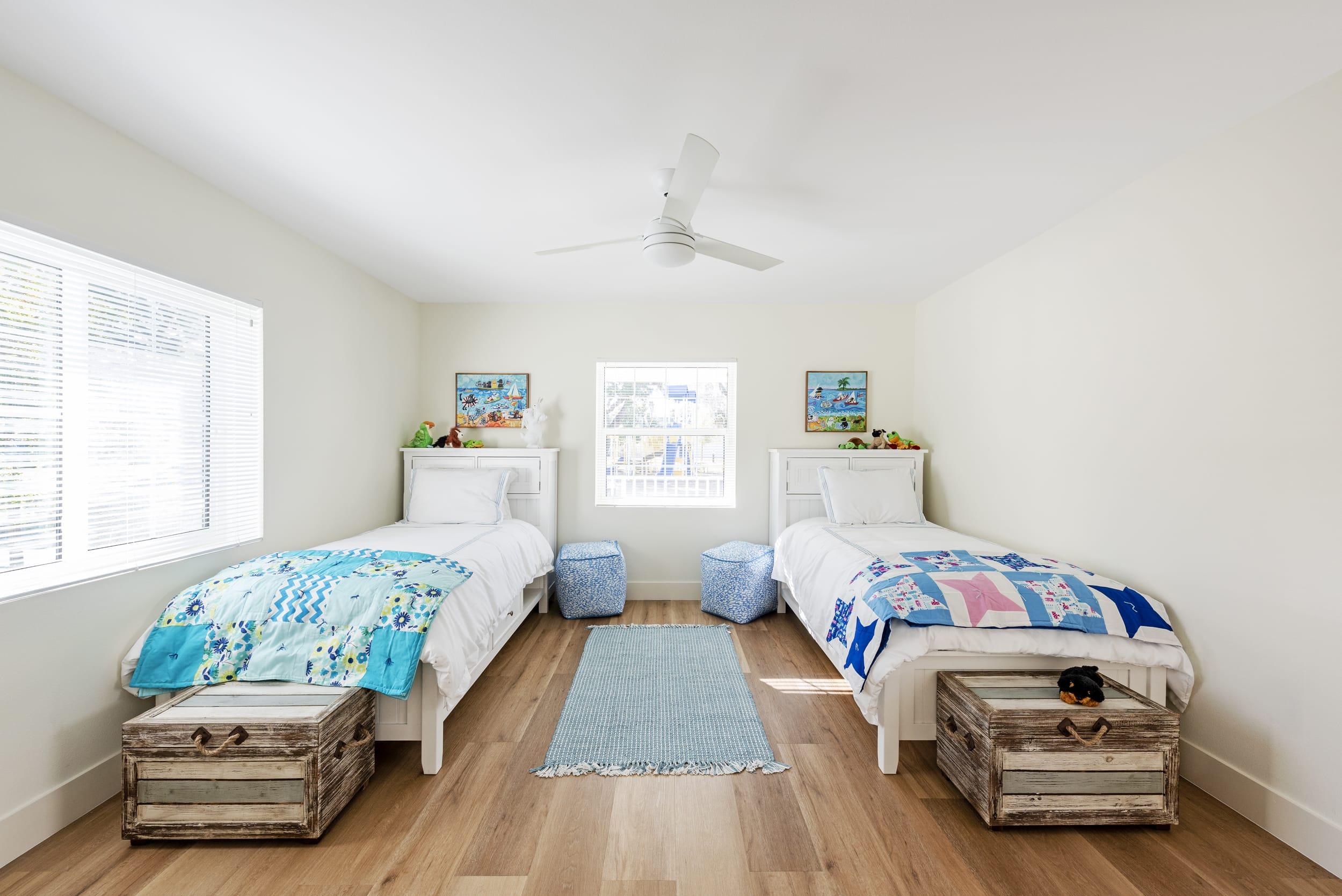 Children's Bedroom Quilts Bed Chests